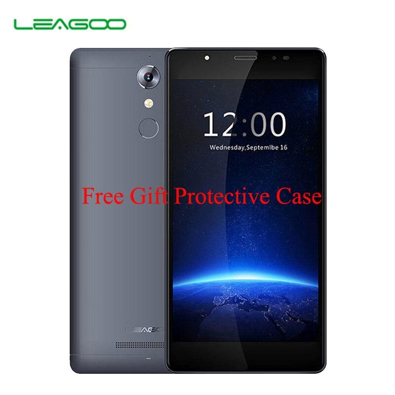 LEAGOO T1 LTE 4G Smart Mobile Phone Fingerprint ID 5 0 inch 2 5D 16GB 2GB