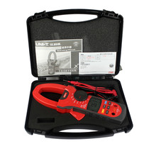 UNIT UT209A Digital Clamp Multimeter 1000A 1000V True RMS Clamp Meter UNI-T Ammeter Voltmeter LCD Backlight ac dc current clamp цена в Москве и Питере