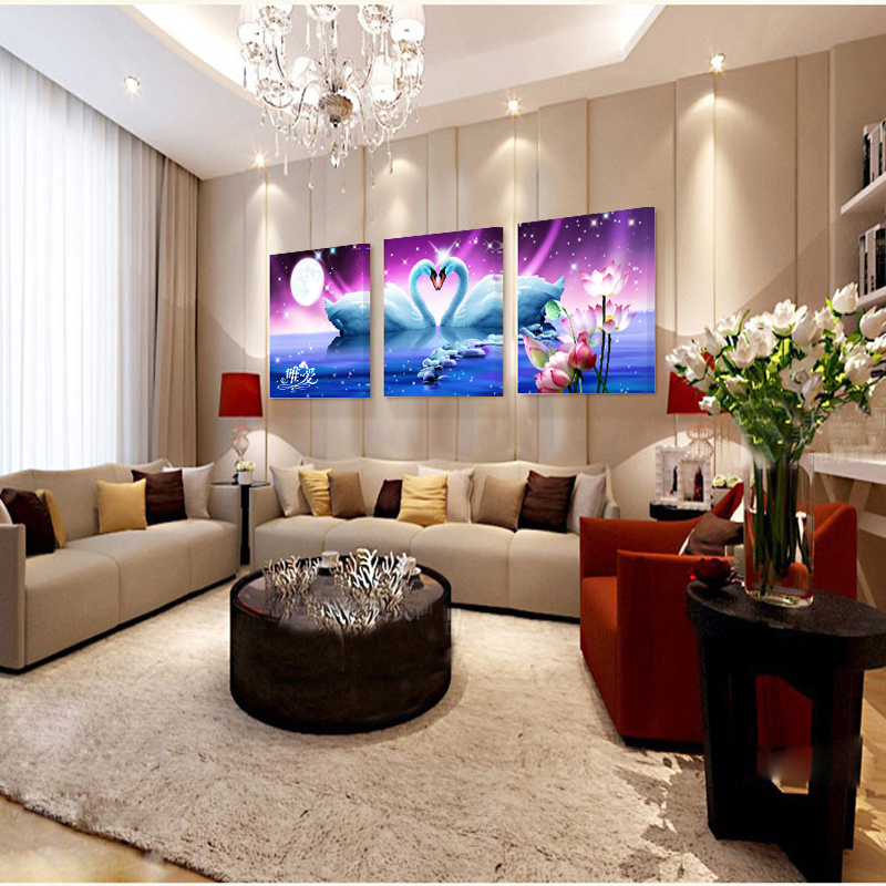 Pintura de la lona Decoración para el hogar posters lienzo pintura ...