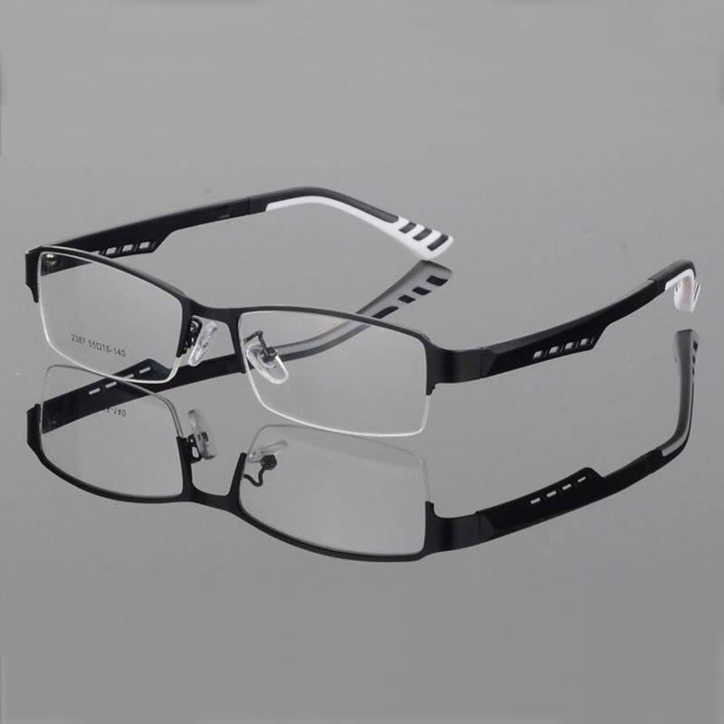 Spectacle Frame Eyeglasses Men Computer Optical Eye Glasses Frame For Male Armacao Oculos de Optical Eyewear Prescription
