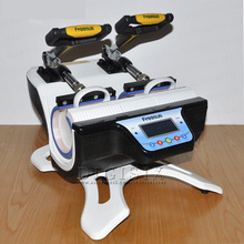 free shipping ST-210 Automatic Mug Press Machine For doing mugs sublimacion heat press machine mug printing machine