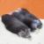 Las importaciones de piel de envío libre 44-50 CM gran cola de zorro natural hombres autobike llavero bolso colgante Americano autobike keychain de la manera