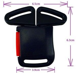 Image 5 - Livraison, nouveauté!!! Boucle de sécurité, pièces universelles pour siège, avec fermoir de sécurité, pour moteurs, bouton de traction
