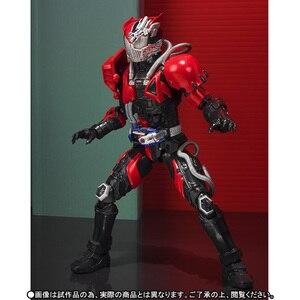 """Image 4 - Orijinal BANDAI Tamashii milletler S.H.Figuarts (SHF) özel aksiyon figürü süper ölü ısı sürücü """"Kamen Rider sürücü"""""""