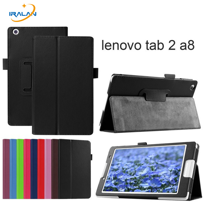 2018 new For lenovo Tab3 TB3-850F/850MPU leather stand  Case for lenovo 8'' inch tab 2 A8-50 A8-50F Tablets cover+film+pen free ultra slim case for lenovo tab 2 a8 50 case flip pu leather stand tablet smart cover for lenovo tab 2 a8 50f 8 0inch stylus pen