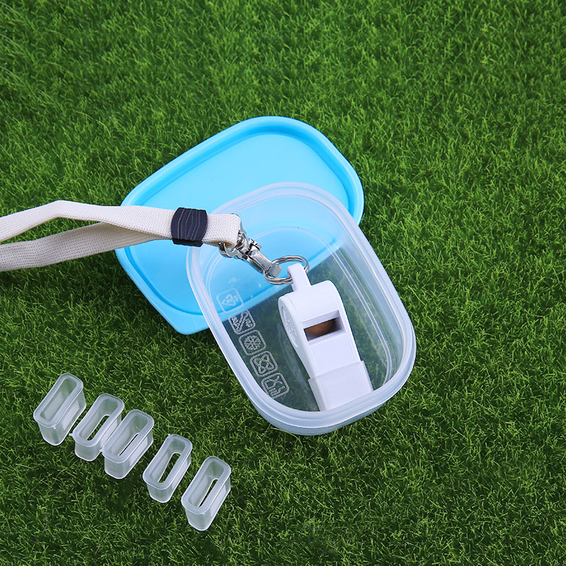 ACME 660 Plastic Coach Referee cheerleading Whistle With Lanyard Outdoor Sports camping Nødoverlevelse Volleyball Whistle