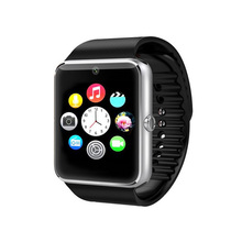 Smart Watch GT08 Clock Sync Notifier With Sim Card Bluetooth Connectivity for Apple iphone Android Phone Smartwatch Watch