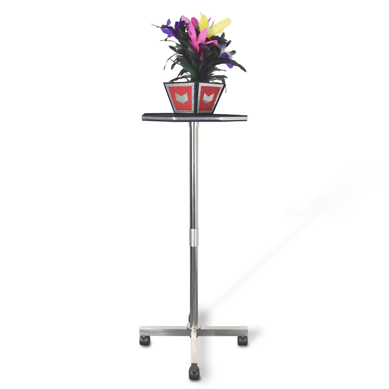 Vanishing Bouquet And Vase Magic Tricks For Professional Magician Stage Flower Disappearing Table Illusion Mentalism Funny