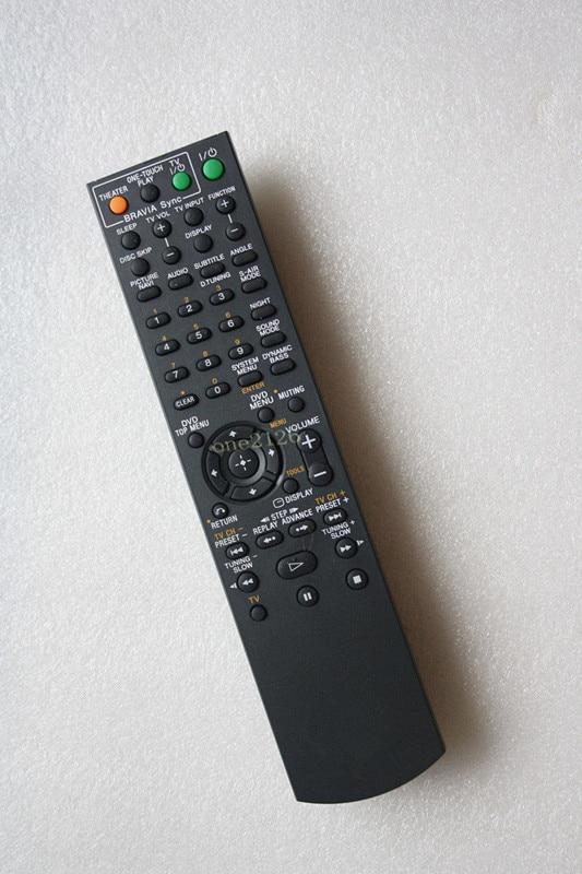 Remote Control For Sony RM-ADU048 DAV-DZ150K DAV-DZ151KB HCD-DZ120K DAV-HDX266 HCD-DZ110 RM-ADU050 DVD Home Theater System
