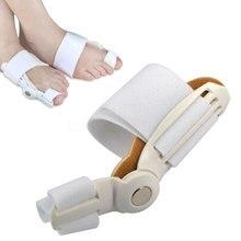 Ортопедическими шинная здорового скобки бурсит большого ежедневно стопы пальца выпрямитель ногами