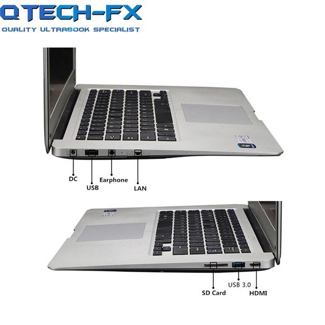 14″ Laptop 8GB RAM 750/1000GB/1TB HDD Fast CPU Intel Pentium 4 Core Windows7/10 Student French German Spanish Russian Keyboard