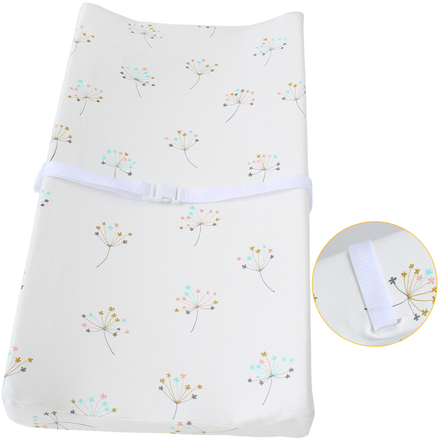 Baby Diaper Changing Pad Fitted Sheet Mattress Cover