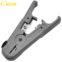 CNCOB Wire Stripping Strippe,Stripping round the network cable, stripping flat line,shape cable from 22AWG up to OD9.5mm(3/8)
