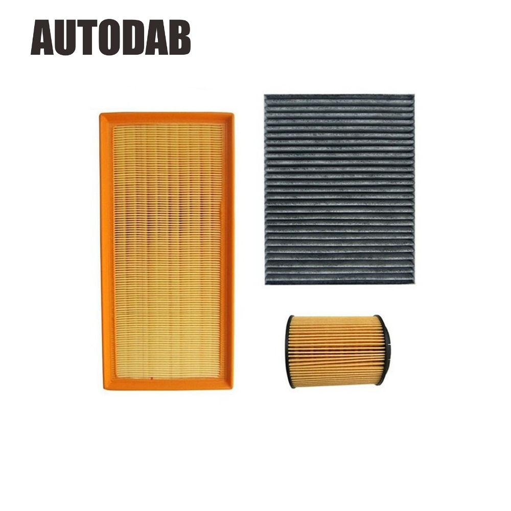High Quality filters for 2002 2006 vw Touareg 3 2 4 2 air filter oil filter