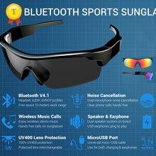 Умные очки bluetooth очки солнцезащитные очки Динамик Наушники по bluetooth чистые телефонные звонки водонепроницаемые солнцезащитные очки bluetooth музыкальный звонок