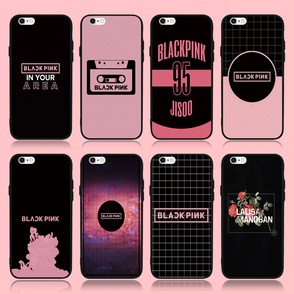 BLACKPINK IPhone & Samsung Galaxy Cases (10 Models)