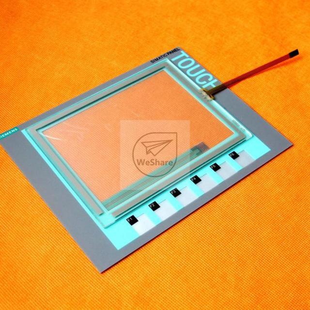 5 шт. Замена Панели Сенсорный Экран + Защитная Пленка Для КТР600 6AV6647-0AC11-3AX0