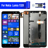 For Nokia Lumia 1320 lcd display screen Replacement For NOKIA Lumia 1320 Display lcd screen module