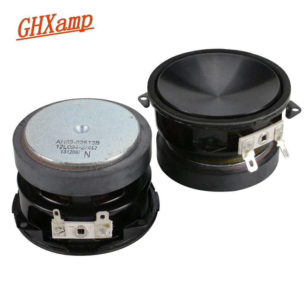GHXAPM 2.5 inch 4 OHM 25W Full Range Speaker Car Speaker Hom