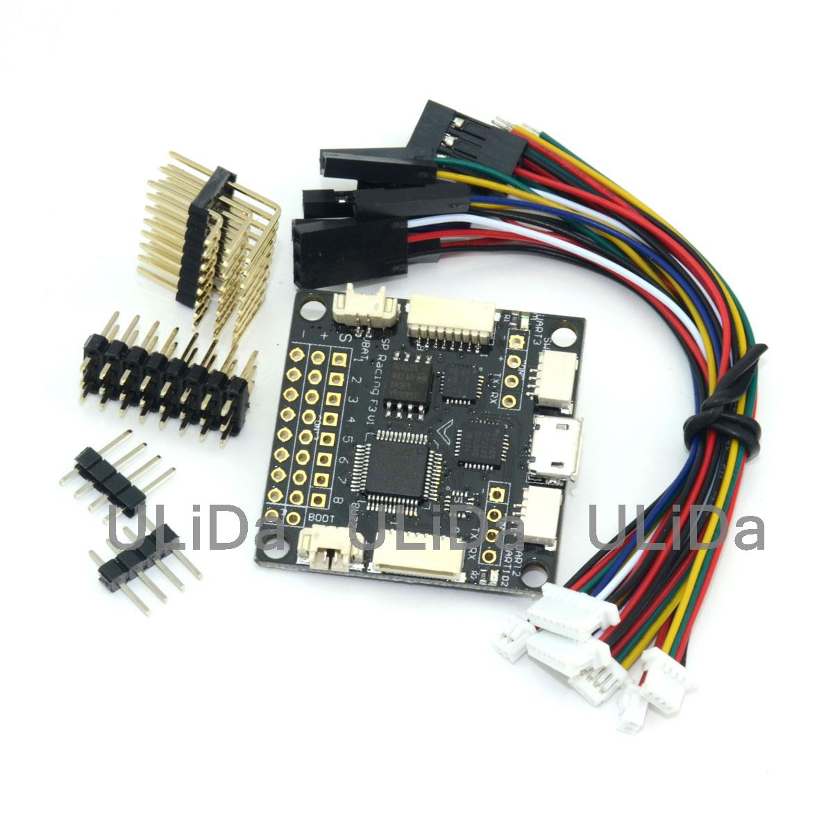SP Racing F3 ACRO Flight Controller Board FC for FPV Quadcopter Multicopter f3 replacement accessories wire cables pin for f3 flight controller board