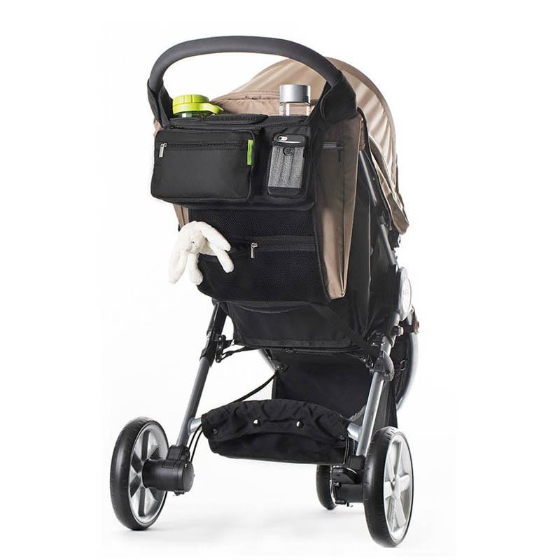 b2d165423217 baby yoya stroller accessories storage bag buggy organize Shoulder ...