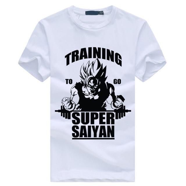 Dragon Ball Z Goku Bodybuilding T-Shirt