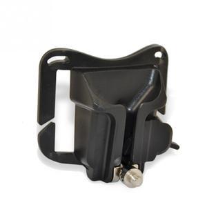 Image 5 - Черный портативный 1/4 быстросъемный поясной ремень пряжка ремень держатель для DSLR камеры полоса для Canon Pentax