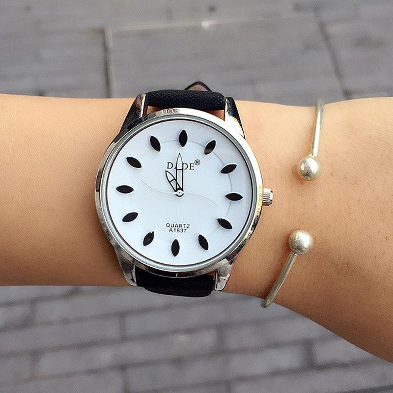 Classic 2018 New Fashion Prosty styl Top Famous Luxury marka zegarek - Zegarki damskie - Zdjęcie 2