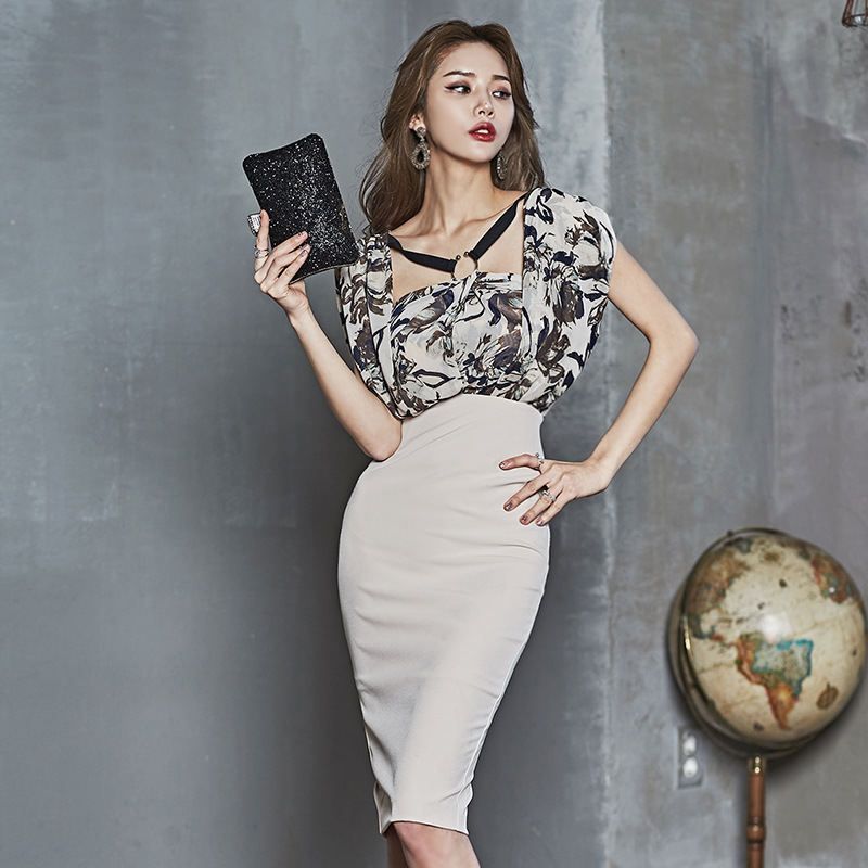 Femmes décontracté Streetwear Dames Robes Dos Nu Corset Robe Moulante Sans Manches pour Femmes Contraste Moulante Enveloppement Robe grande taille