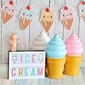 Hot sale ice cream decorative lamp Nightlight for baby children room decoration