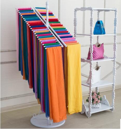 wrought iron clothing racks