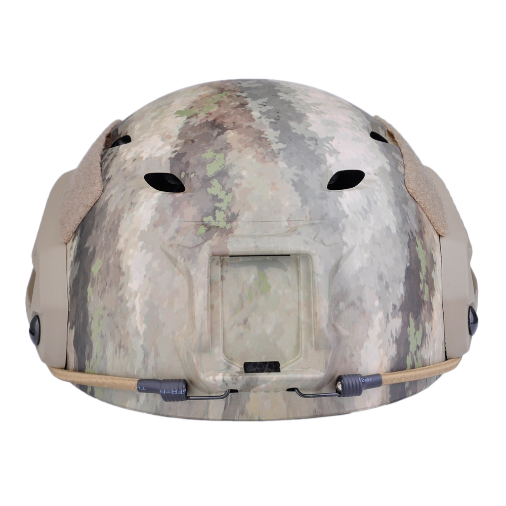 ФОТО Tactical BJ Maritime Type Military Outdoor Army CS Riding Airsoft Paintball Base Jump Protective Fast Helmet
