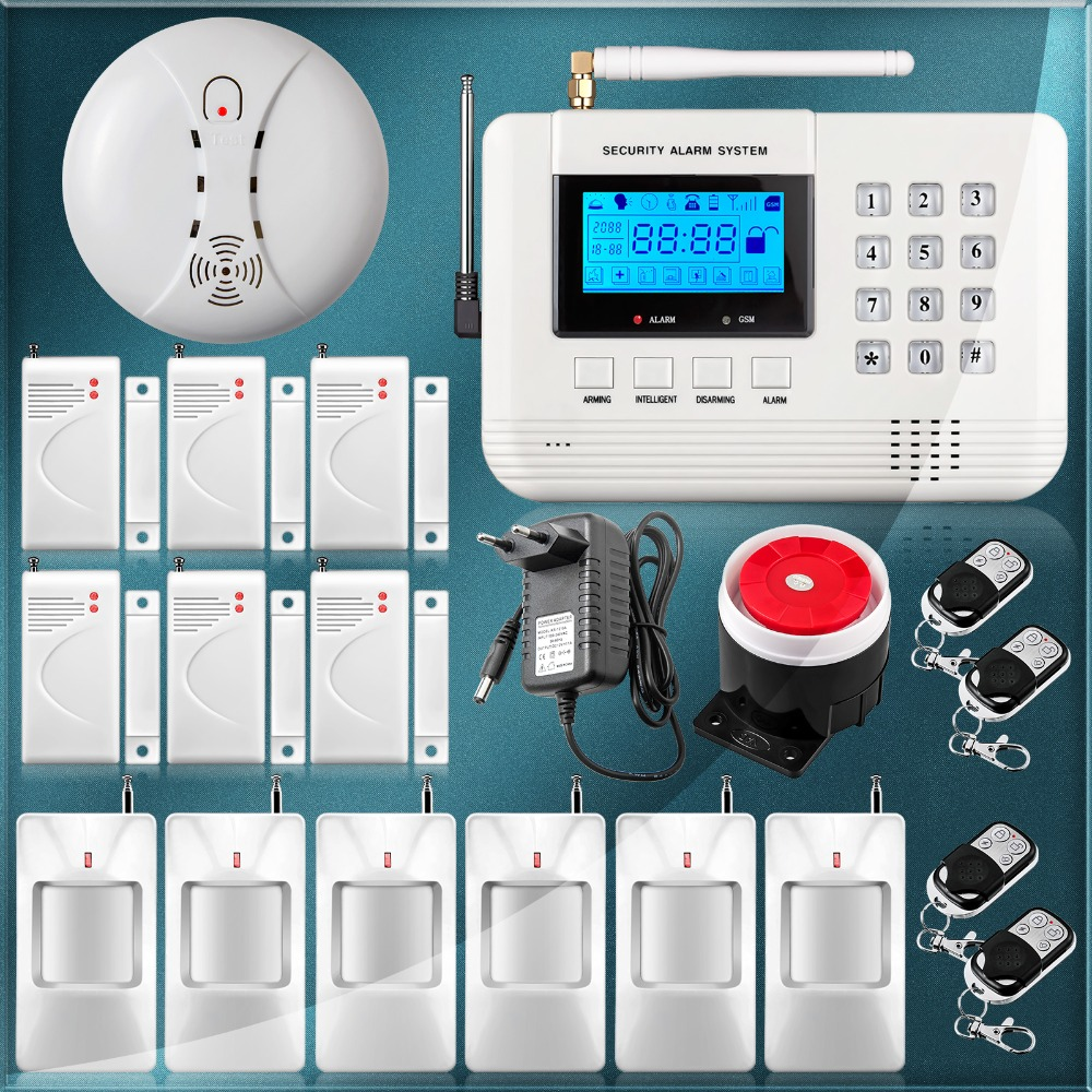 Home Security Systems: Diy Wired Security Systems Home