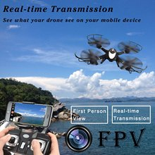 MJX X401H RC Quadcopter Drone w/ Altitude-Hold EASY TO FLY RC Real Time Transmission HD Camera RTF + C4015 Camera Set