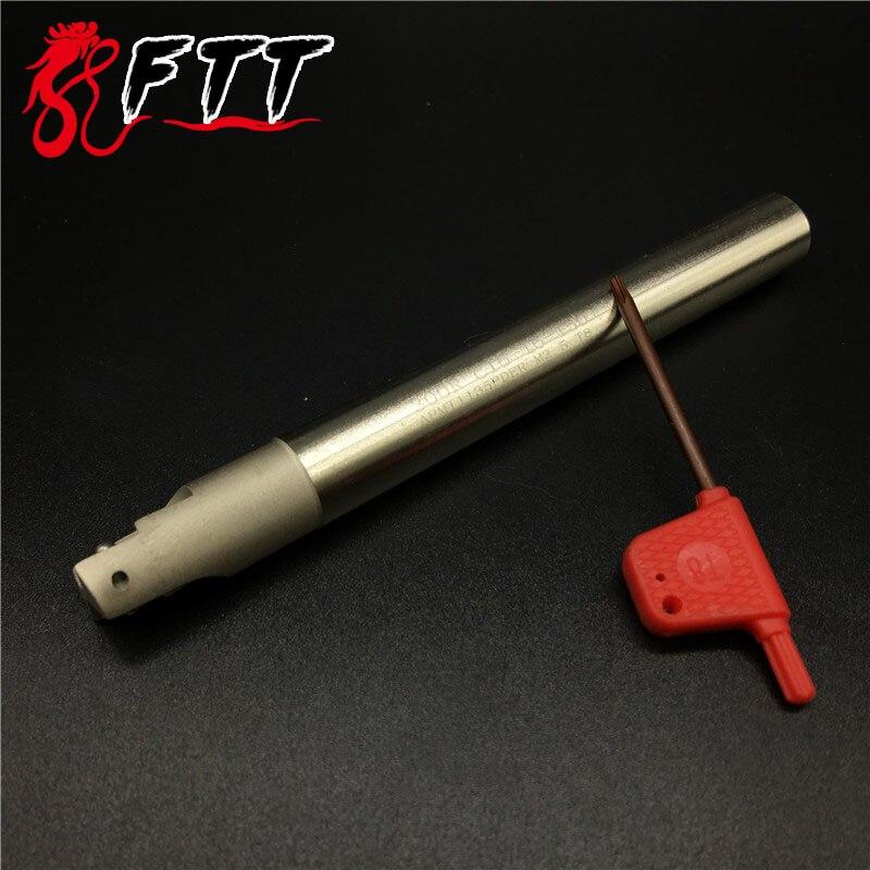 apmt1135 BAP300R C16 16 150 16mm 150Long Fresa Portafresa Tasca per - Macchine utensili e accessori - Fotografia 1