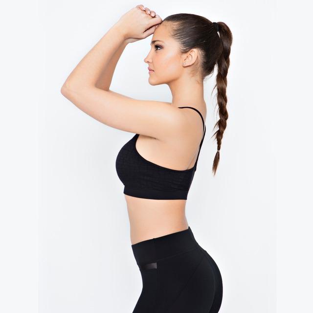 Women's Padded Gym Bra