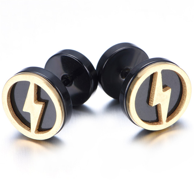 mens designer earrings uk
