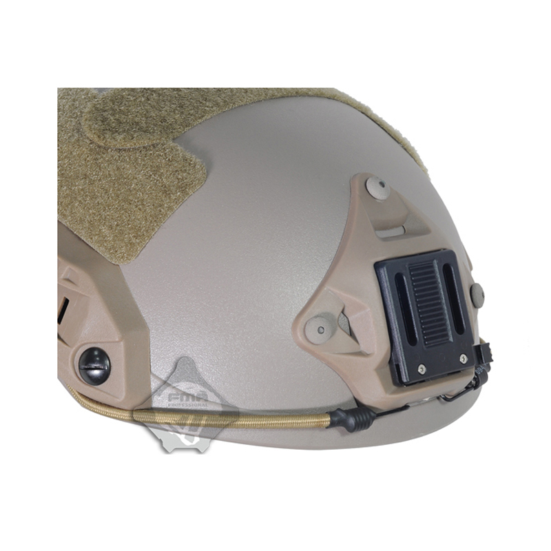 FMA aramide Airsoft casque tactique ABS escalade Maritime casque de protection pour Paintball Wargame capacete airsoft militaire kask - 4