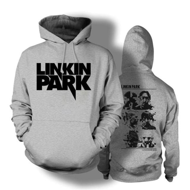 Толстовка худи Linkin Park 3