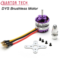 DYS D2830 2830 750KV 850KV 1000KV 1300KV Brushless Motor For Multicopter Free Shipping