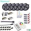 LED Streifen 5 m 10 m 15 m 20 m 25 m 30 m SMD 5050 RGB RGBW 300LED 12 V IP20 IP65 Wasserdichte Flexible streifen band LED Seil Bänder Kit