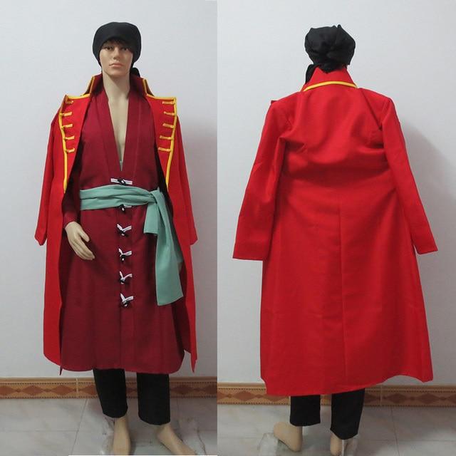 One Piece Film Z Roronoa Zoro Cosplay Costume Custom Made All Size