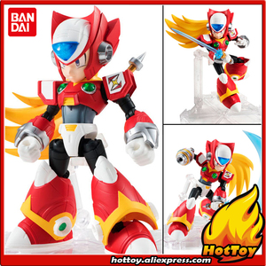 "100% Original BANDAI Tamashii Nations NXEDGE STYLE Action Figure - Zero from ""Mega Man X""(China)"