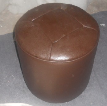 unique designer post modern style top graded cow real leather ottoman/stool living room home furniture round leather stool & Online Get Cheap Cow Leather Stool -Aliexpress.com | Alibaba Group islam-shia.org