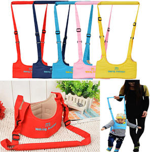 Walking-Harness Aid-Assistant Rein Train Safety Learning-Walk Baby Toddler