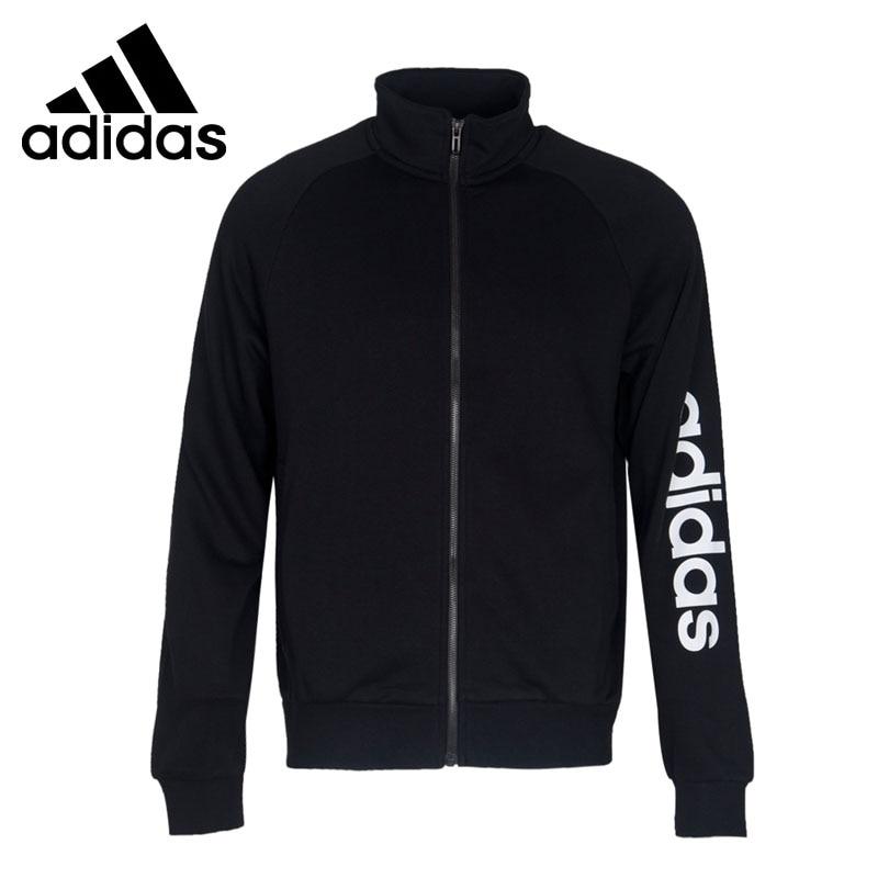 Original New Arrival  Adidas ESS LIN TTop FT Mens jacket  SportswearOriginal New Arrival  Adidas ESS LIN TTop FT Mens jacket  Sportswear