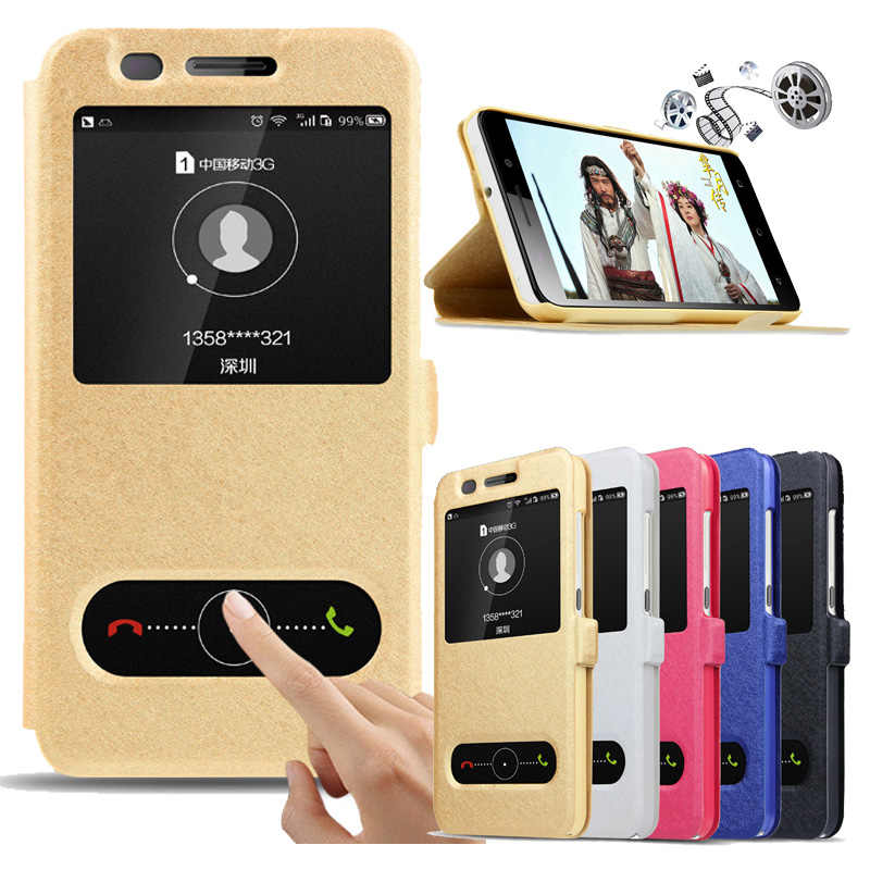 For Huawei Honor 7A DUA-L22 Case PU Leather Cover View Window Flip Phone Case For Huawei Honor 7A A7 Russian Version 5.45 inch