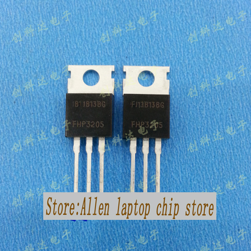 5PCS 55V 110A IRF3205 TO-220 IRF 3205 Power MOSFET
