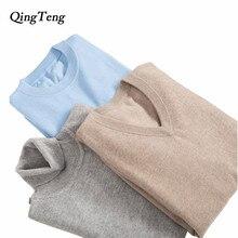 Для мужчин свитер зимний кашемировый вязаный Свитеры для женщин теплая водолазка Пуловеры для женщин Лидер продаж 2016 года Высокая quaulity Стандартный одежда Топы корректирующие