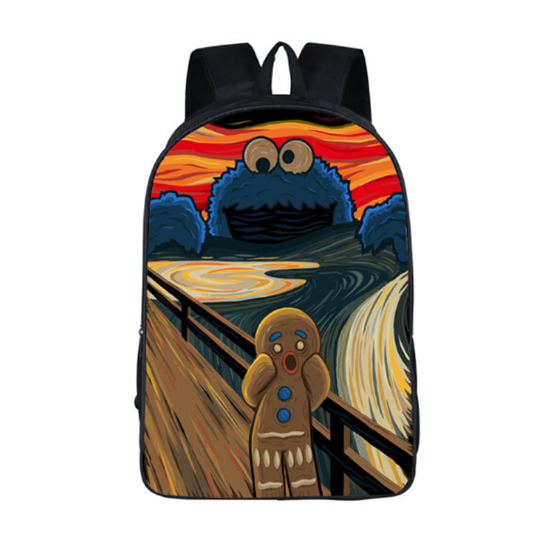 Monster Book Bags Promotion-Shop for Promotional Monster Book Bags ...